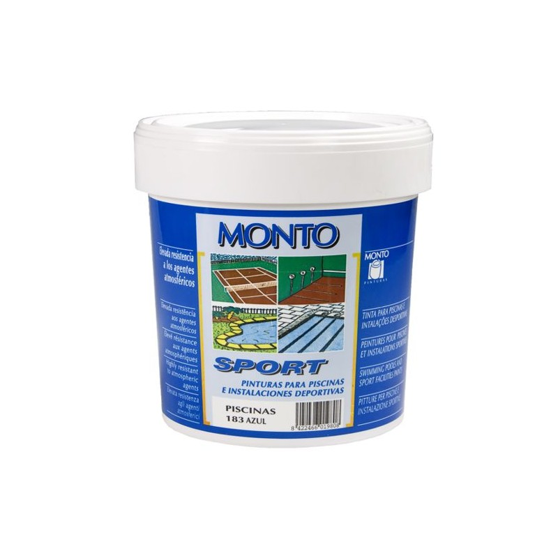 Pintura para piscinas al agua ideal para hormig n y cemento - Pinturas al agua ...