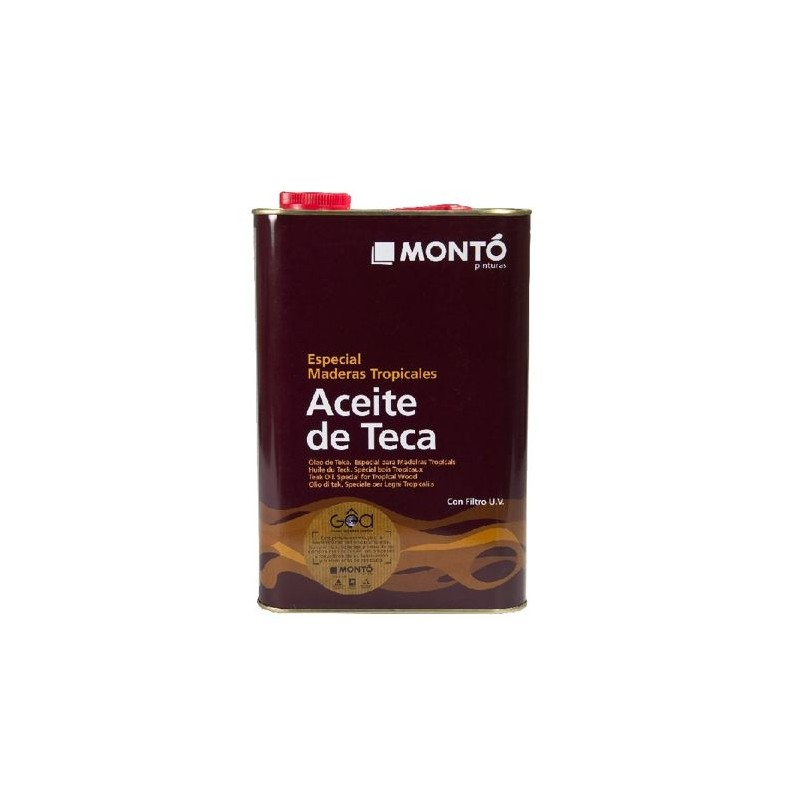Aceite de teca o barniz interesting aceite de teca mont - Aceite de teca para madera ...