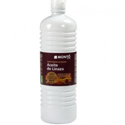 Aceite de Linaza Montó.