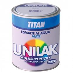 Esmalte al agua Unillak mate