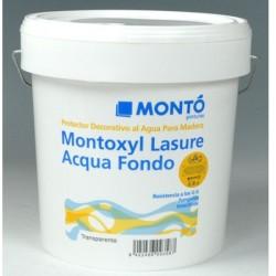 Montoxyl Lasure Acqua Fondo Montó.