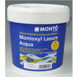 Montoxyl Lasure Acqua Satinado.
