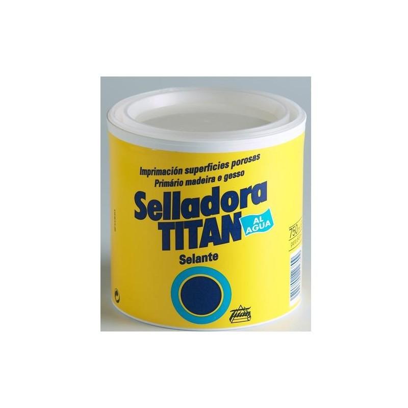 Selladora al agua para superficies porosas titan - Pinturas al agua ...