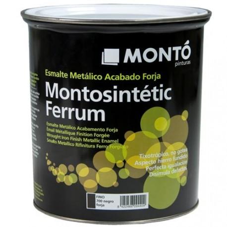 Esmalte Montosintetic Ferrum
