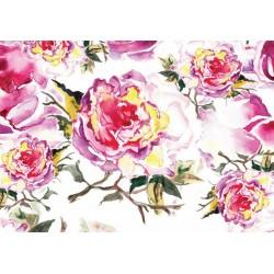 Fotomural rosas colores 185 Decoas.