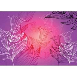 Fotomural flores 208 Decoas.