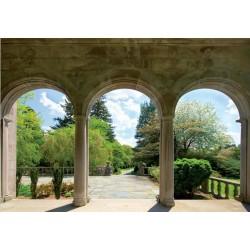 Fotomural jardín 138 Decoas