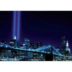 Fotomural New York noche luces 134 Decoas