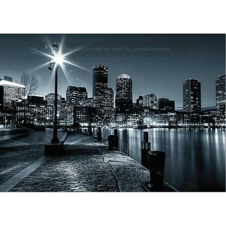 Fotomural luces ciudad noche luces 275 Decoas