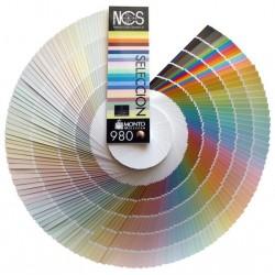 Carta de colores NCS 980