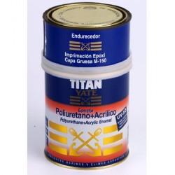 Esmalte Poliuretano + Acrílico Titan Yate