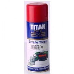 Esmalte Motores spray Titan Yate