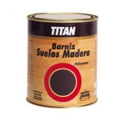 Barniz Titan brillante suelos madera