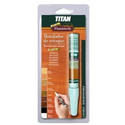 Rotulador de Retoque maderas Titan