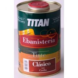 Tinte al agua para madera Titan