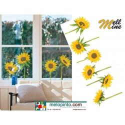 Vinilo decorativo ventanas y espejos