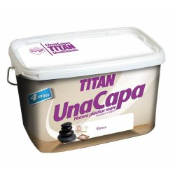 Titan Una Capa pintura plástica mate