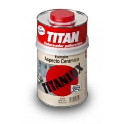Esmalte aspecto cerámico Titan