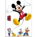 Sticker Mickey and Friends de Komar
