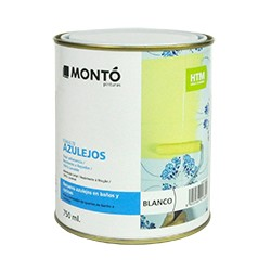 HTM Azulejos esmalte laca poliuretano Montó