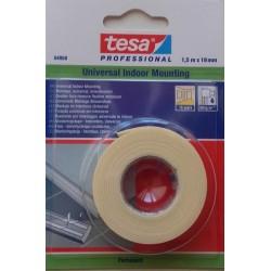 Cinta adhesiva doble cara montajes interior Tesa