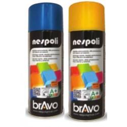 Esmalte acrílico satinado spray 400 ml. Nespoli
