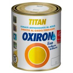 Oxirón esmalte al agua antioxidante liso Titanlux