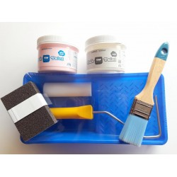 Kit completo pintura Chalk Paint