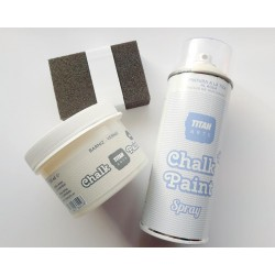 Kit Chalk Paint spray