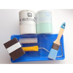 Kit Chalk Paint 750 ml (color a elegir)