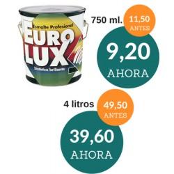 Esmalte sintético brillante Eurolux