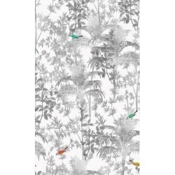 Papel pintado pájaros Oxygen