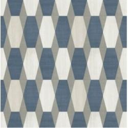 Papel pintado rombos Matrix L203-01