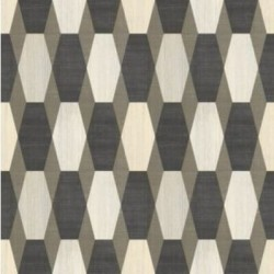 Papel pintado rombos Matrix L203-07
