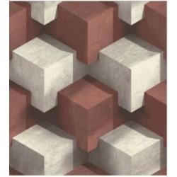 Papel pintado rombos Matrix L201-10