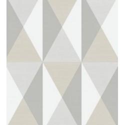 Papel pintado geométrico Matrix J679-19