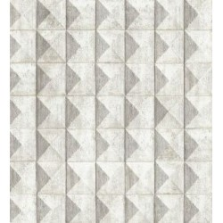 Papel pintado geométrico Matrix L322-07