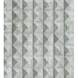 Papel pintado geométrico Matrix L322-09