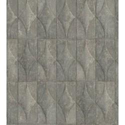 Papel pintado geométrico Matrix L254-08