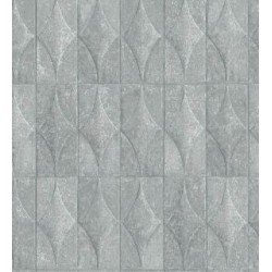 Papel pintado geométrico Matrix L254-09