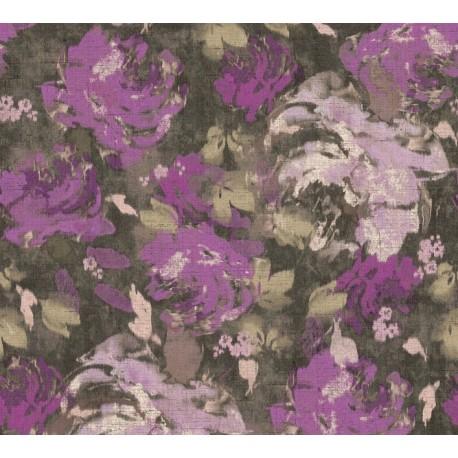 Papel pintado flores Sirius ref. 623-05