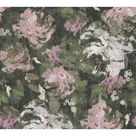 Papel pintado flores Sirius ref. 623-06