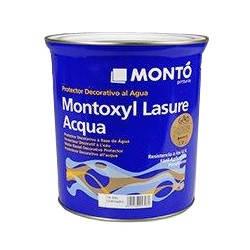 Montoxyl Lasure Acqua Mate.