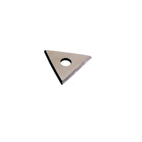 Recambio cuchilla triangular 625