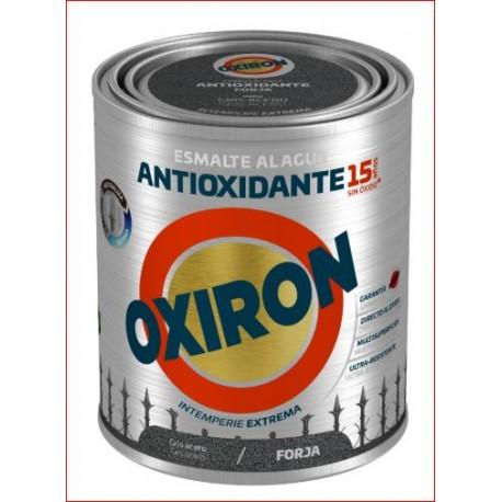 Oxirón forja al agua antioxidante.