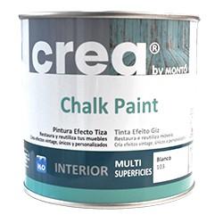 Chalk Paint pintura efecto tiza Crea de Montó