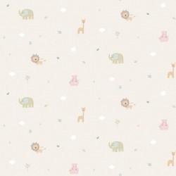 Papel pintado infantil Candy ref. 032