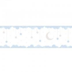 Cenefa autoadhesiva de papel pintado Candy ref. 025