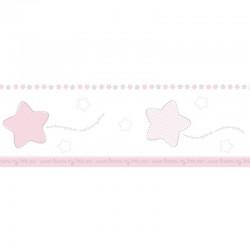 Cenefa autoadhesiva de papel pintado Candy ref. 064