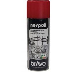 Esmalte metalizado perlado spray 400 ml. Nespoli